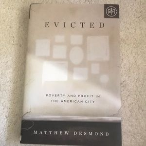 Evicted book
